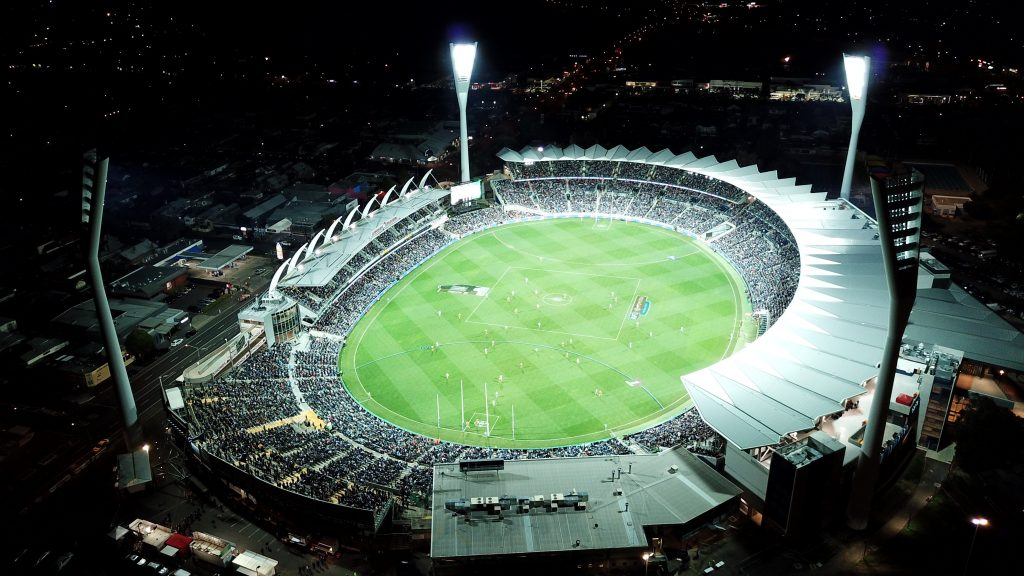 The MCG from a bird's eye view